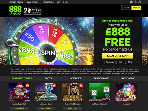 888 Casino Review & Ratings | DBestCasino.com