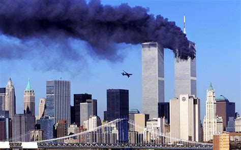 9/11 Attack on New York s World Trade Towers   On This Day