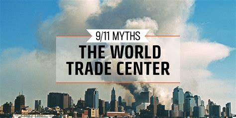 9/11 Conspiracy Theories   Debunking the Myths   World ...