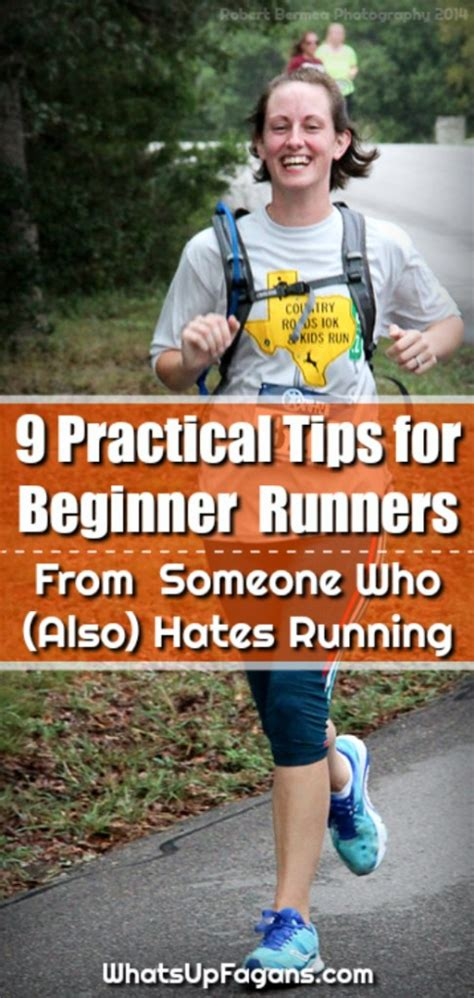 9 Beginner Running Tips from Someone Who Also Hates Running