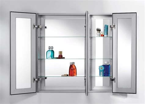 9 Best Bathroom Medicine Cabinets Reviews