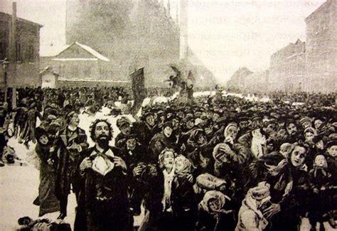 """9 de enero de 1905: el """"domingo sangriento"""" que inició la ..."""