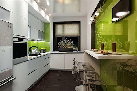 9 ideas para decorar cocinas alargadas y estrechas ...