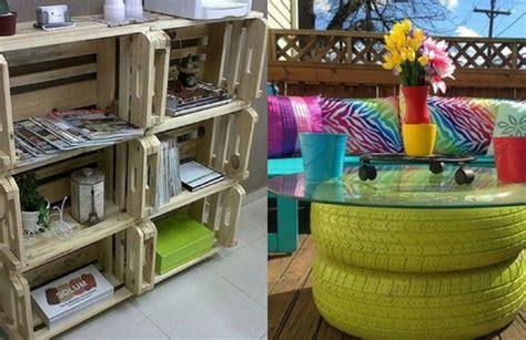9 muebles  muy originales  que se pueden hacer con ...