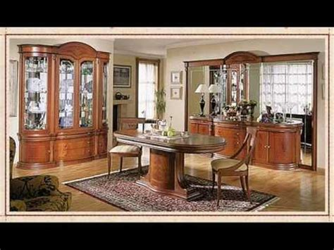 9 salones clasicos maderas www muebles salvany es   YouTube