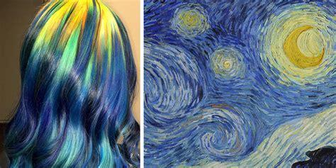 9 tinte per capelli ispirate a opere d arte   Roba da Donne