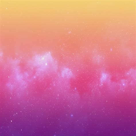 9 Wildly Colored Galactic HD Wallpapers at 2048×2048 ...