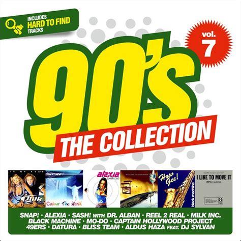 90 s The Collection Vol.7  2 CD  · Música · El Corte Inglés