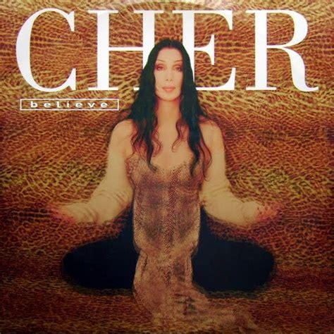 90´s Vinyl CD 320: Cher   Believe [Vinyl, 12   UK]  1998