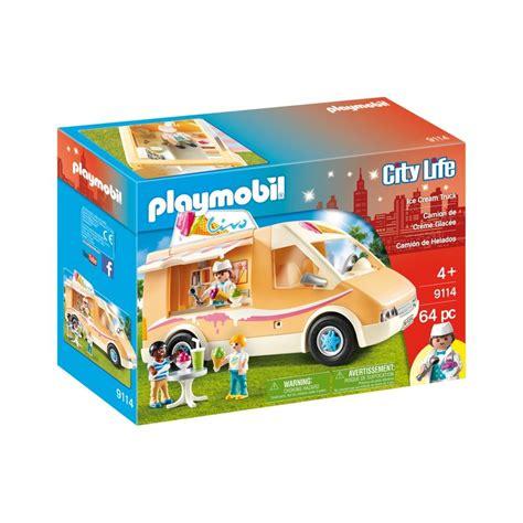 9114   Camión de Helados   Playmobil USA   Playmobileros ...