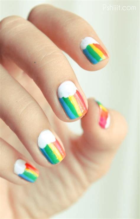 95 Diseños de uñas decoradas para niñas fáciles y bonitas ...
