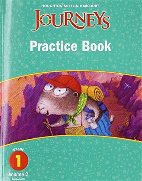 9780547249100: Journeys Practice Book Grade 1: 2 ...