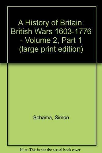 9780754056690: A History of Britain: British Wars 1603 ...