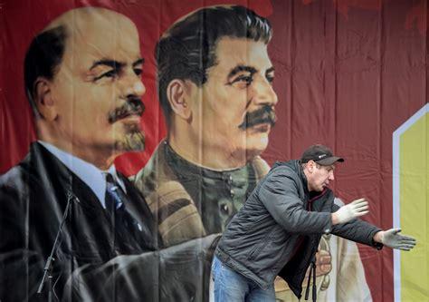 A 100 años de la Revolución Bolchevique, los festejos ...