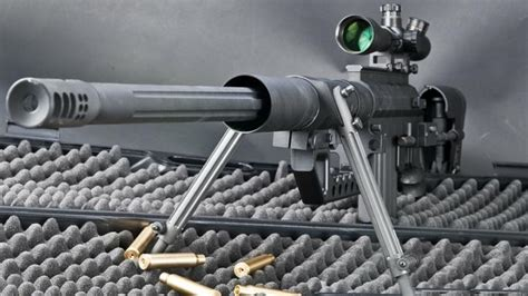 A 3D Printed M 200 Sniper Rifle Model Opens the Door to ...