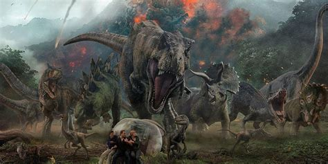 A 5 años del estreno de la primera película de Jurassic ...
