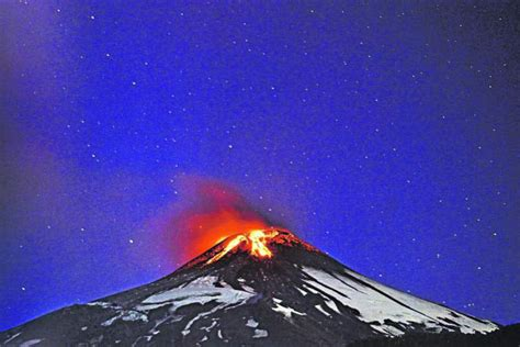 A 70 años de la gran erupción del Villarrica: Los 10 ...