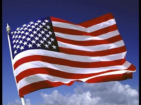 A bandeira dos Estados Unidos   Videográfico   YouTube