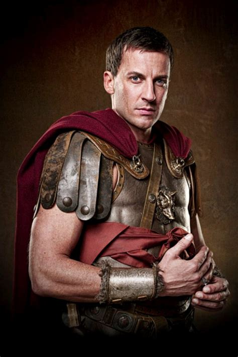 A Batch of Cast Photos From  Spartacus: Blood and Sand  Shared