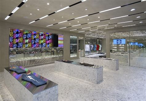 A Bathing Ape Stores