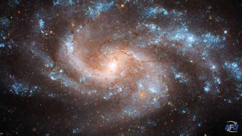 A beleza dos cosmos reveladas pelo telescópio espacial ...