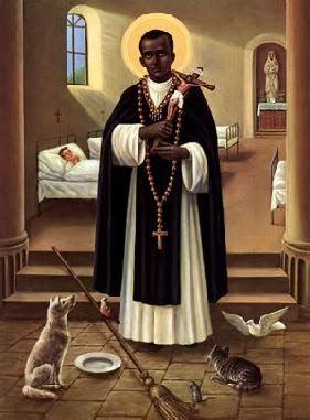 A Book of Everything: Saint Martin de Porres