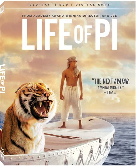 A Bookworm s World: Giveaway   Life of Pi on Blu ray!
