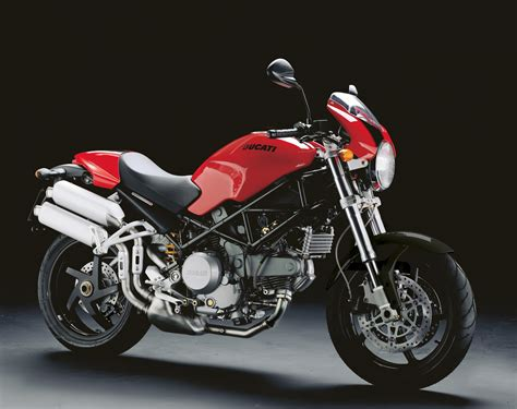 A Brief Visual History of the Ducati Monster   The Drive