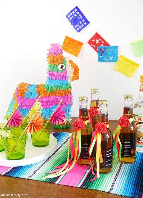 A Colorful Cinco de Mayo Mexican Fiesta   Party Ideas ...