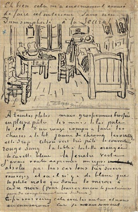 A Complete Archive of Vincent van Gogh's Letters ...