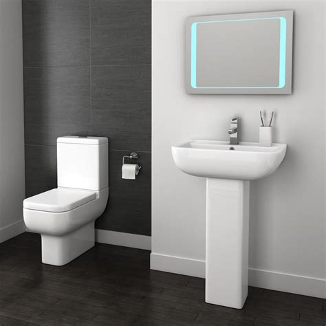A Complete Guide To Contemporary Bathroom Suites by ...