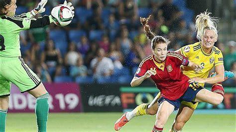 A España se le resiste el Europeo femenino Sub 19 | Fútbol ...