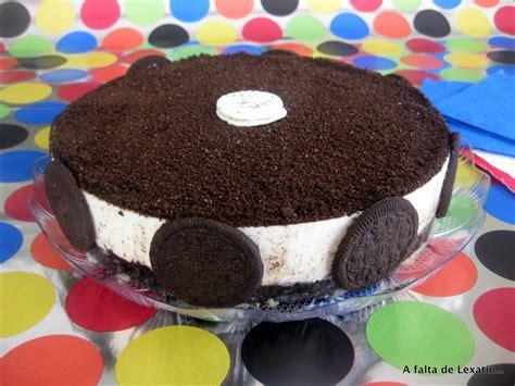 A falta de Lexatín... buenas son tortas: Tarta de galletas ...