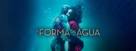 A Forma da Água – Cine Goiânia