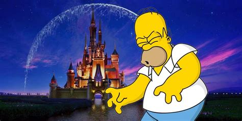 A Fox/Disney Deal Could Cancel The Simpsons | Screen Rant