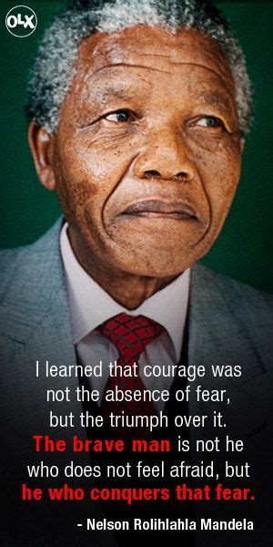 a great quote | Nelson mandela, Human rights activists ...
