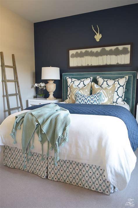 A Guest Room Retreat Tour | Guest bedroom decor, Home ...
