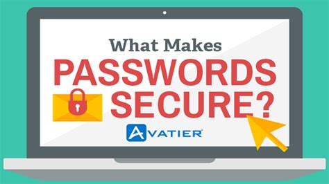 A Guide To Keeping Your Password Safe And Secure   Infographic