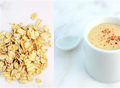 A healthy idea: Oatmeal atole | Healthy snacks, Healthy ...