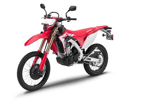A Honda actualiza a gama CRF 2019 com dois novos modelos e ...