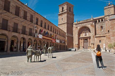 a intervalos: Ruta del Quijote: Villanueva de los Infantes