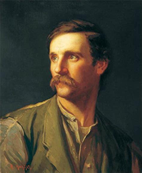 A Man of No Account, 1881   Robert Harris   WikiArt.org