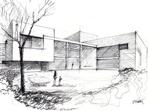 A mano alzada. Con perspectiva. | Bocetos arquitectónicos ...