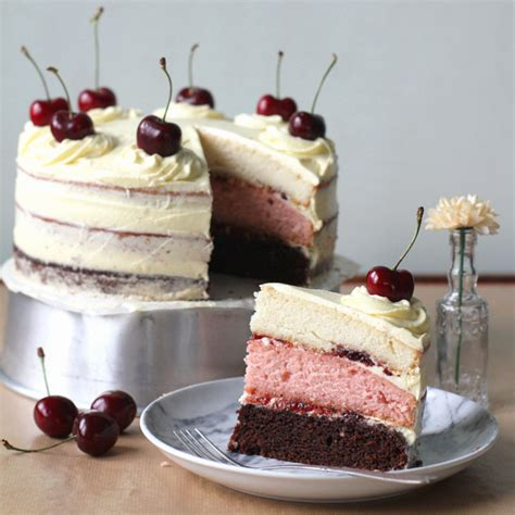 A Neapolitan Layer Cake made with love using KitchenAid