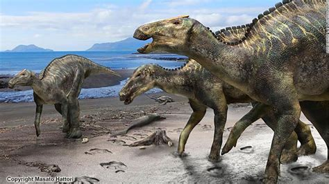 A new dinosaur has been unearthed, and it s the first of ...