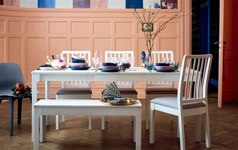 A new series of tables, chairs and benches – IKEA   IKEA
