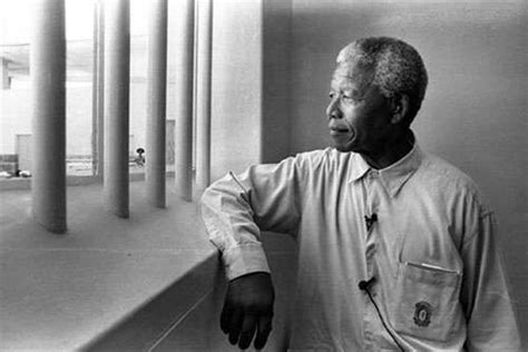 A night in Mandela s prison cell – yours for$300,000   The ...