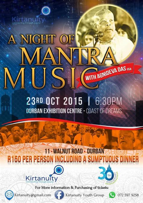 A Night of Mantra Music | Durban