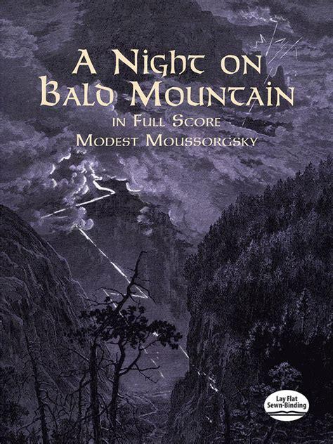A Night on Bald Mountain in Full Score