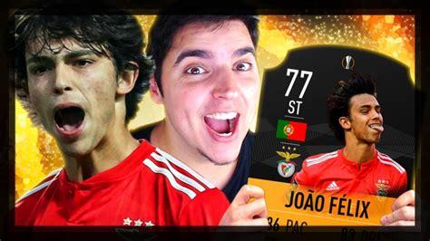 A NOVA CARTA DO JOÃO FÉLIX | FIFA 19   YouTube